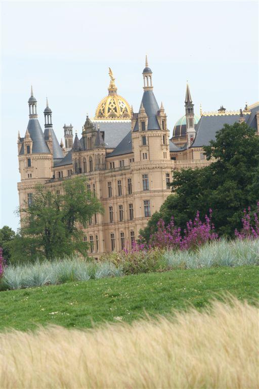 zámek Schwerin