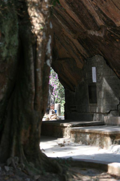 chrám PHNOM KULEN