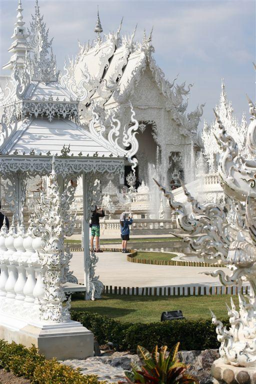 Chrám Wat Rong Khun