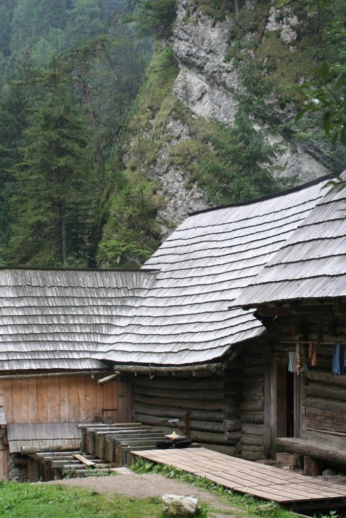 Oblazy - Dřevěné mlýny