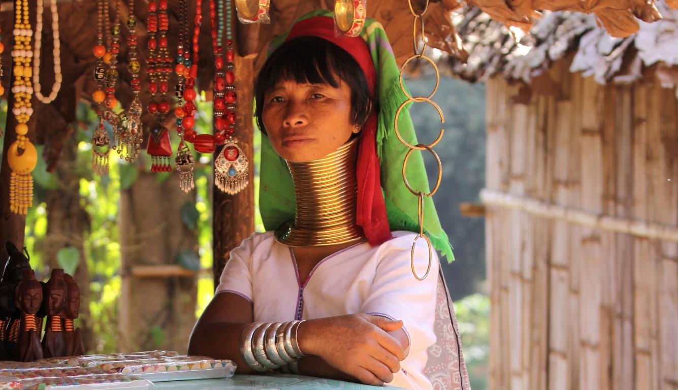 Thajsko horské kmeny
