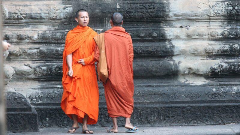 Kambodža - Siam Reap - Angkor Wat