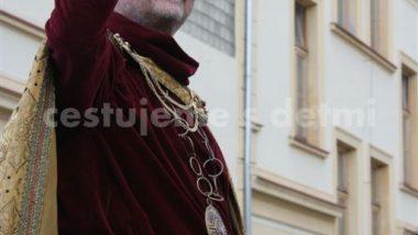 Vladimír Čech jako král