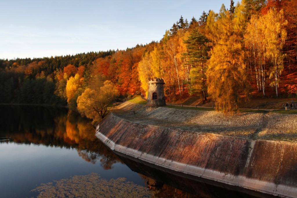 Les Království na podzim