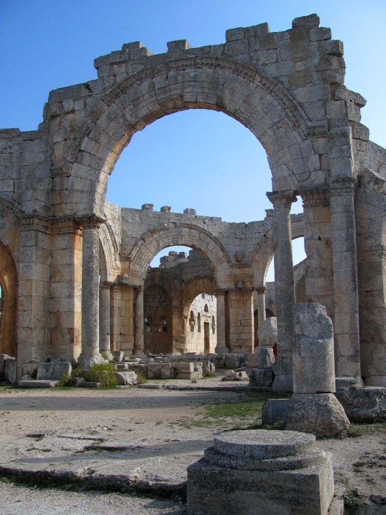 klášter St. Simeon