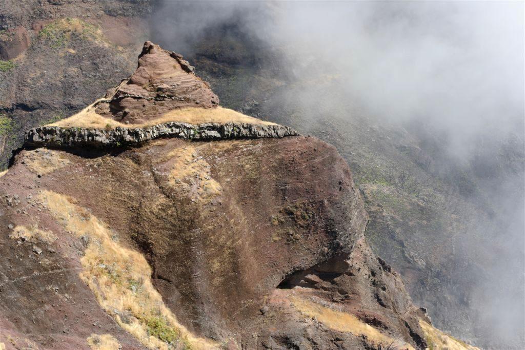 cesta Pico Ruivo - Pico do Arieiro