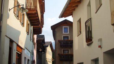 městečko Sarnthein