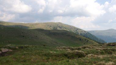 krajina pod vrcholem