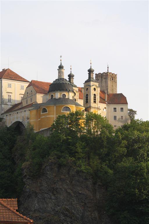 zámek Vranov nad Dyjí