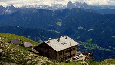 chata pod vrcholem