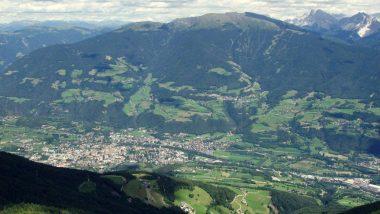 pohled na Brixen