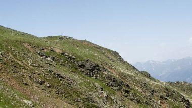 cestou na vrchol