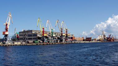 přístav- stará část