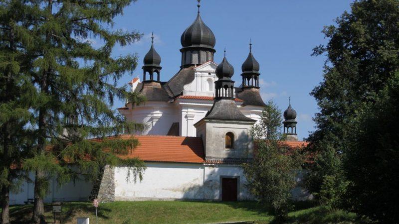 Poutní místa Jižních Čech