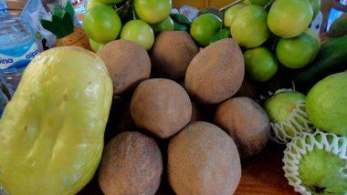 na trhu seženete vždy čerstvé tropické ovoce. Občas je těžké určit druh