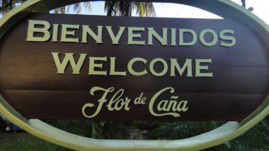 vítejte ve výrobně Flor de Cana