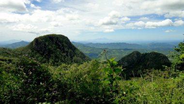 severní část Nikaragui