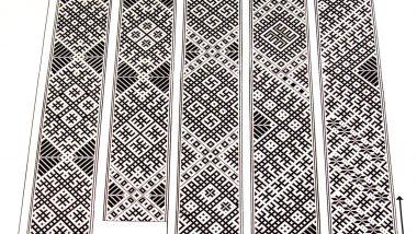 typické livonské vzory