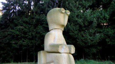 sochy z Nové křížové cesty