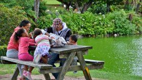 Maorska rodina Rotorua
