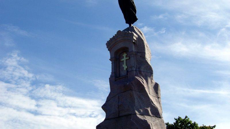 pomník Rusalky