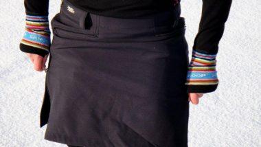 modní přehlídka pro firmu Skhoop - oblečení, které mi zachránilo kůži