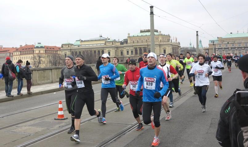 Půlmaraton praha