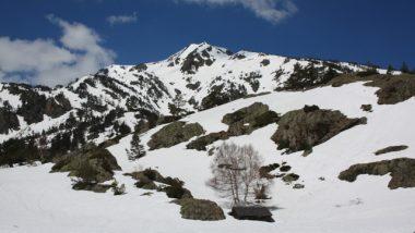 obídek na planině Pleta de Tornapígol