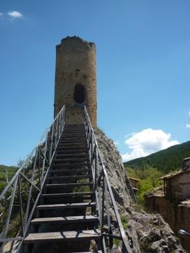věž la torre de Alsamora