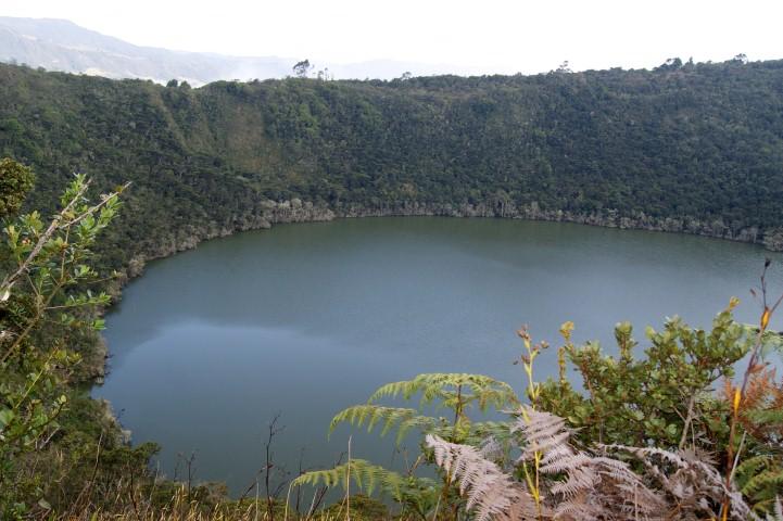 Laguna Del Cacique Guatavita, Kolumbie