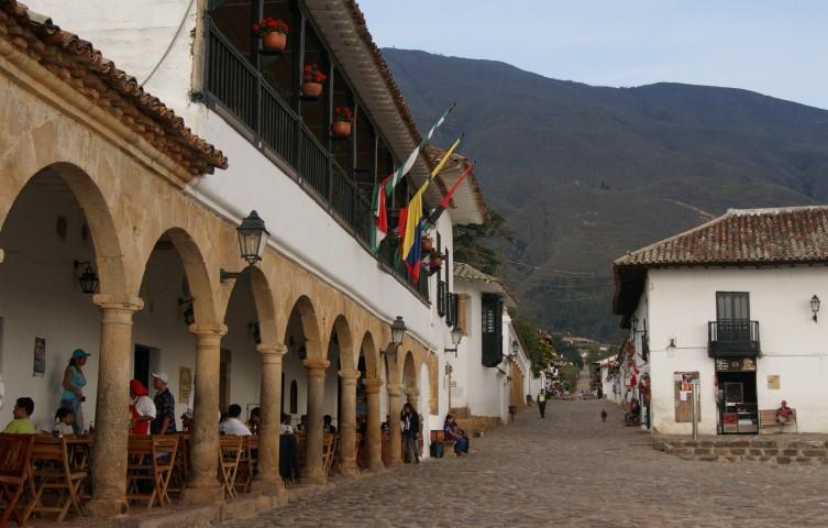 Jižní Amerika, cestopis Kolumbie