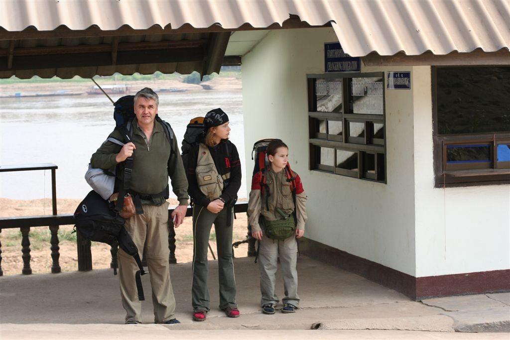 cestování s dětmi Asie - Indočína