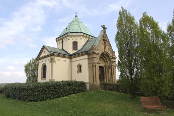 Kaple Vzkříšení Nejsvětějšího Spasitele