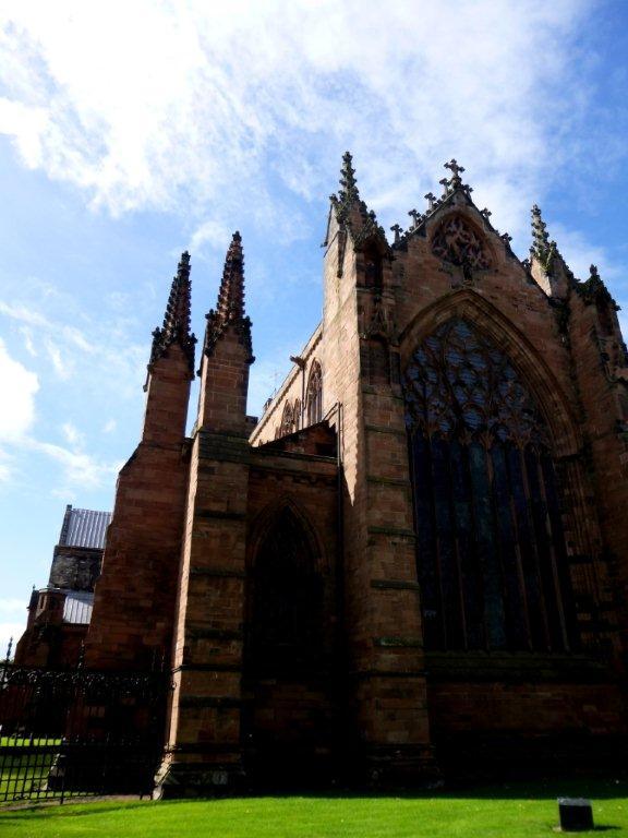 Katedrála v Carlisle