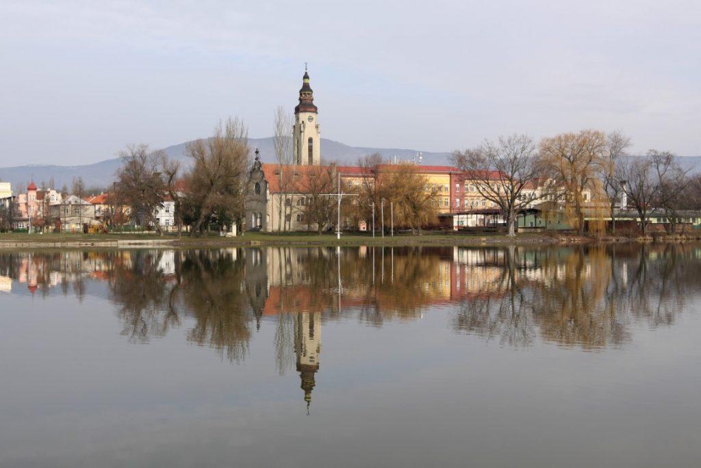 Kostel  církve Československé Duchcov