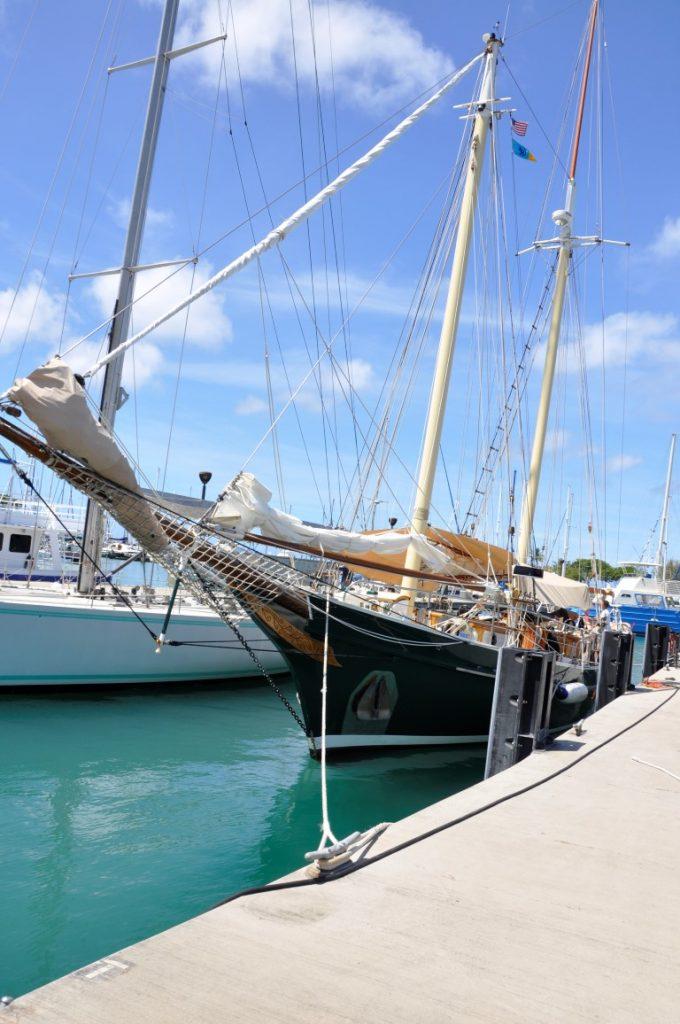 Honolulu - přístav