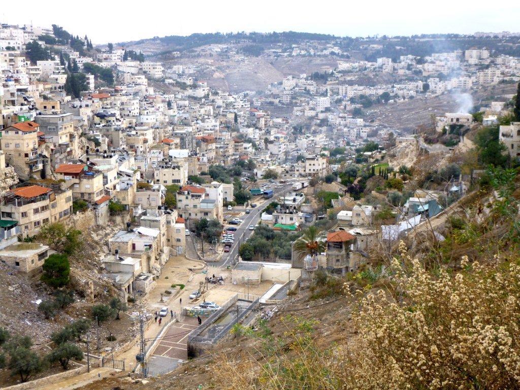 slam v Jeruzalémě