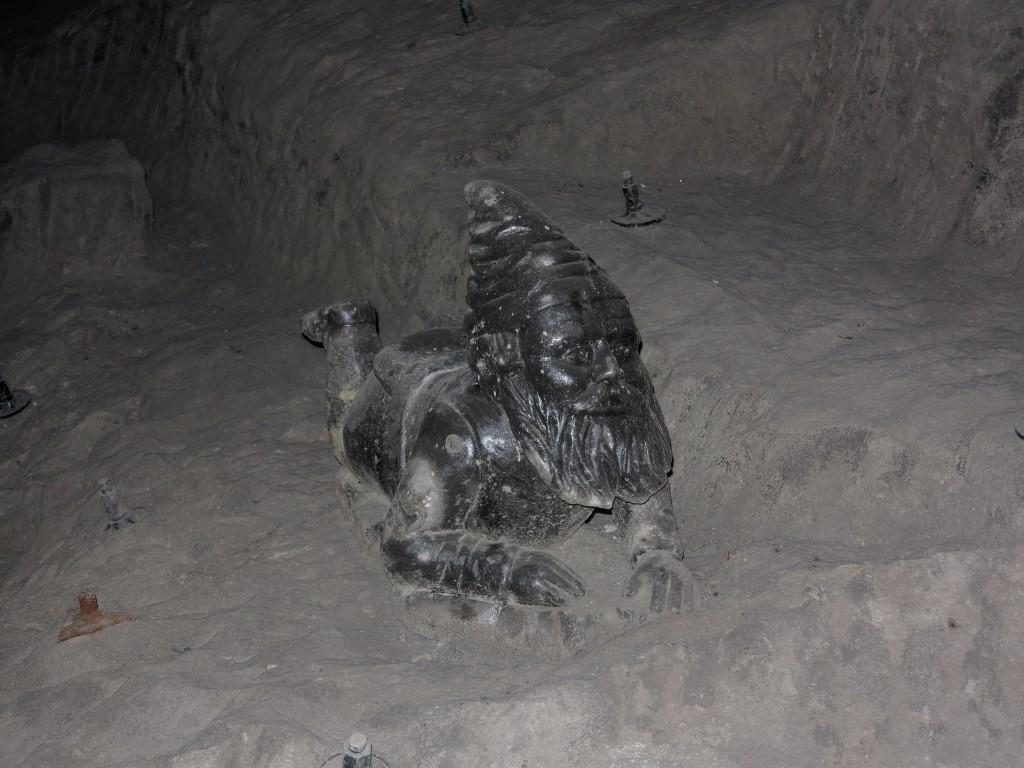 Wieliczka - solný důl, UNESCO