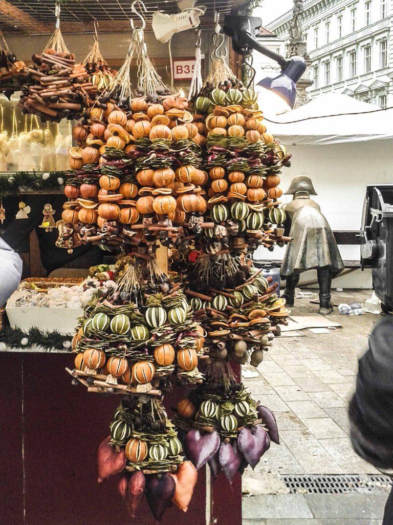 Vánoční trhy. Proslulé a voňavé