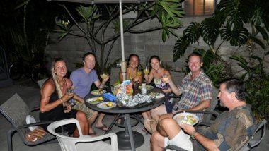 Couchsurfing v Honolulu