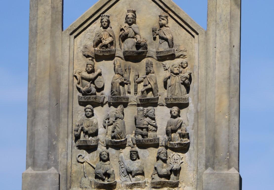 14 svatých pomocníků Otovice