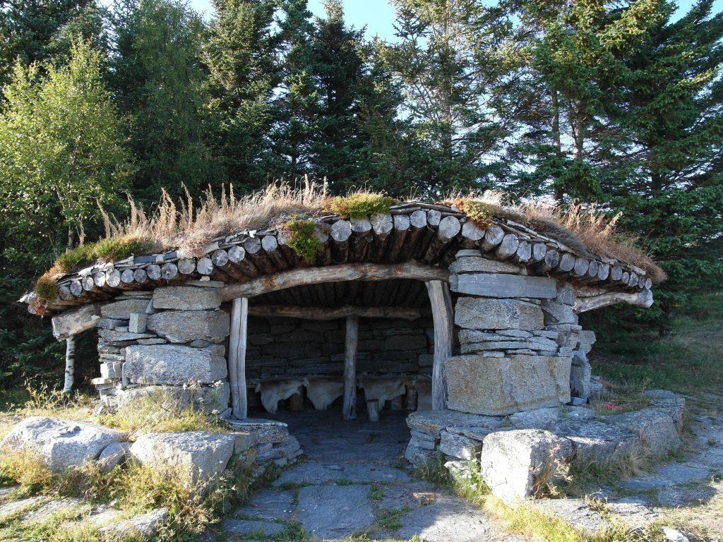 Vikingské obydlí, Nesstraumen