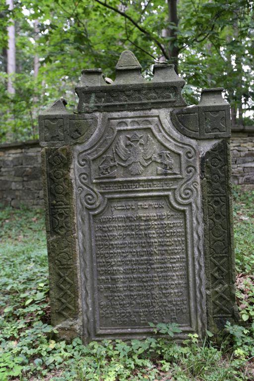 Židovský hřbitov Luže