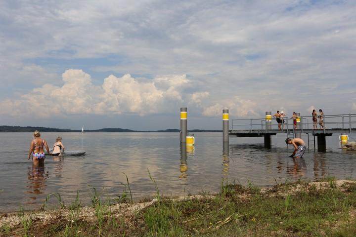 Blaue Lagoon Berzdorfer See