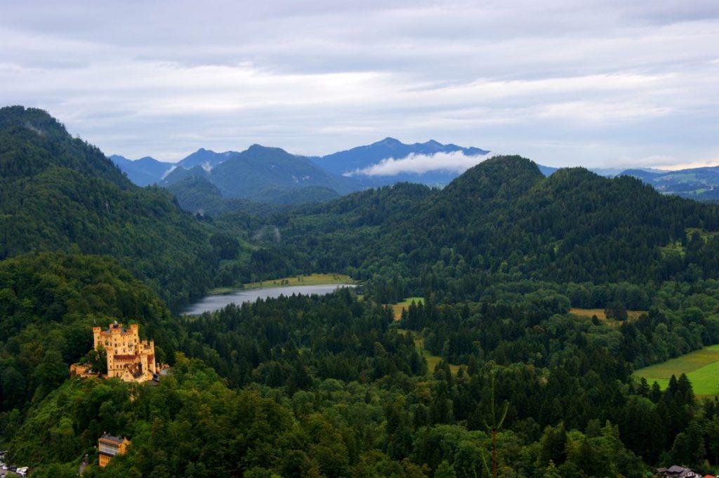zámek Hohenschwang