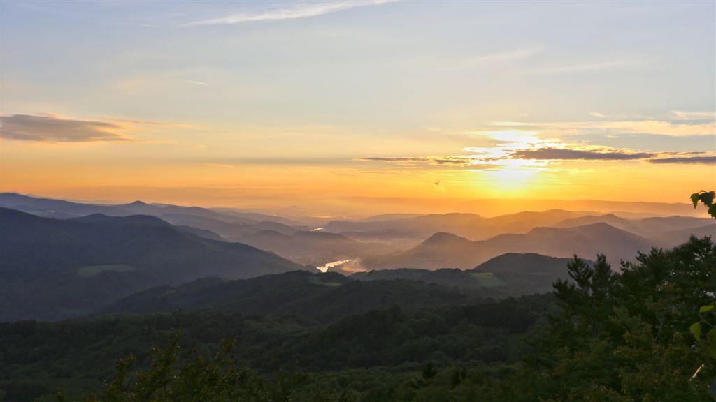 Buková hora - Humboldtova vyhlídka