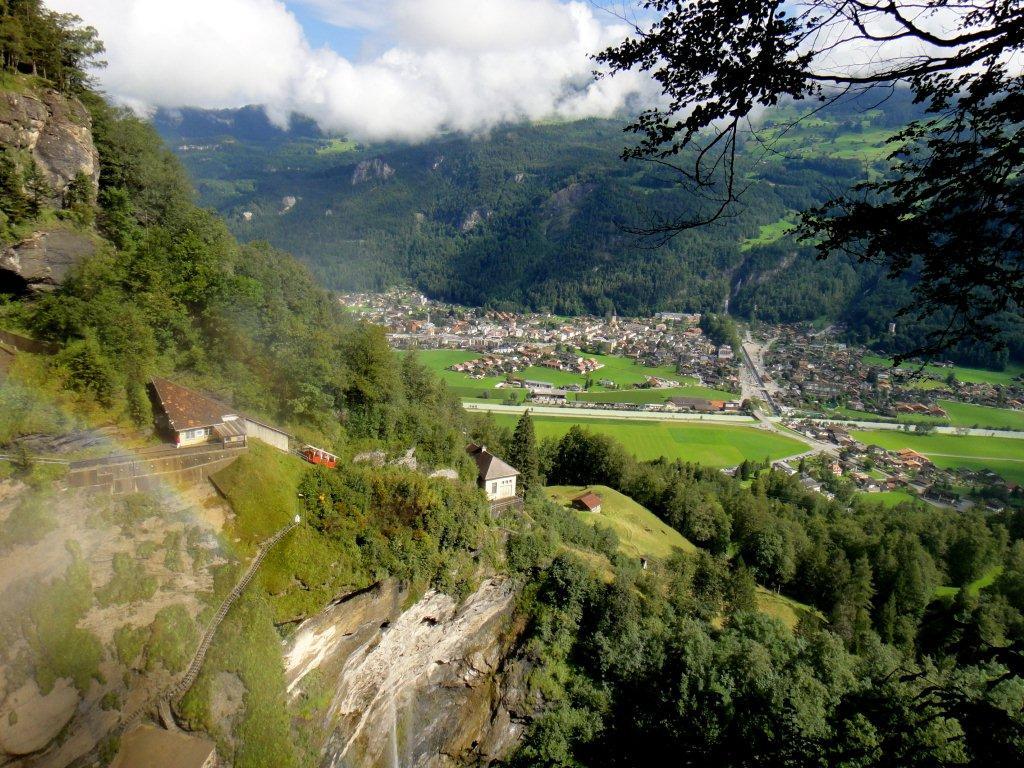 vodopád Reichenbachfall