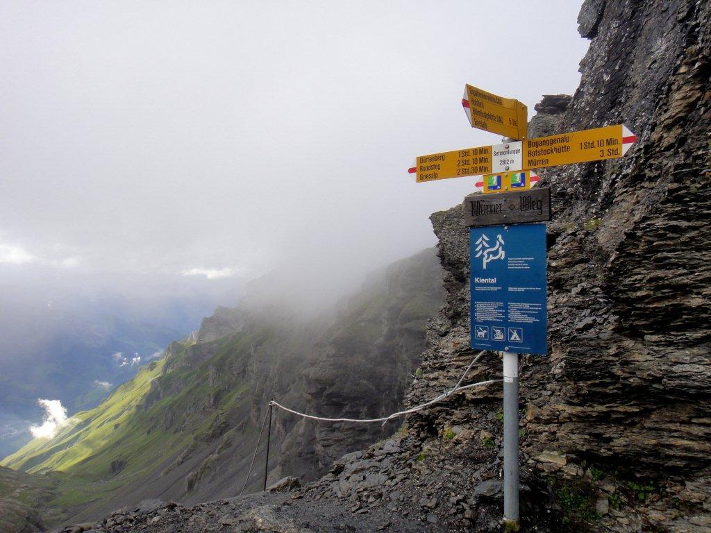 Sefinen Furgge (2612 m)
