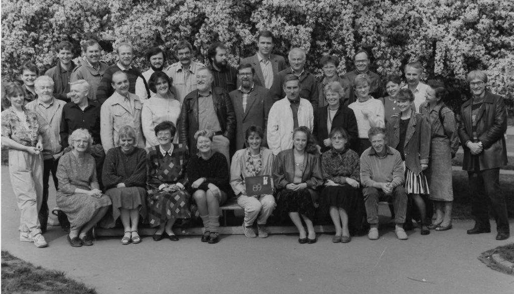 SUPŠ PRAHA 1989