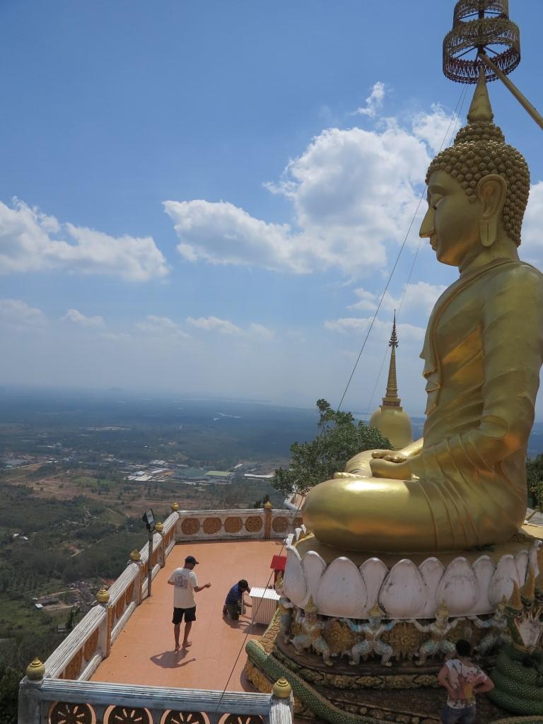 tygří chrám - Wat Tham Sua